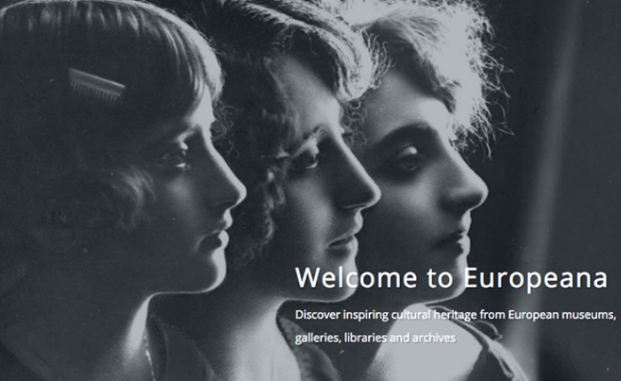 Europeana portal updated for a fresh experience!
