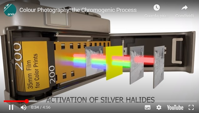 Colour Photography: the Chromogenic Process
