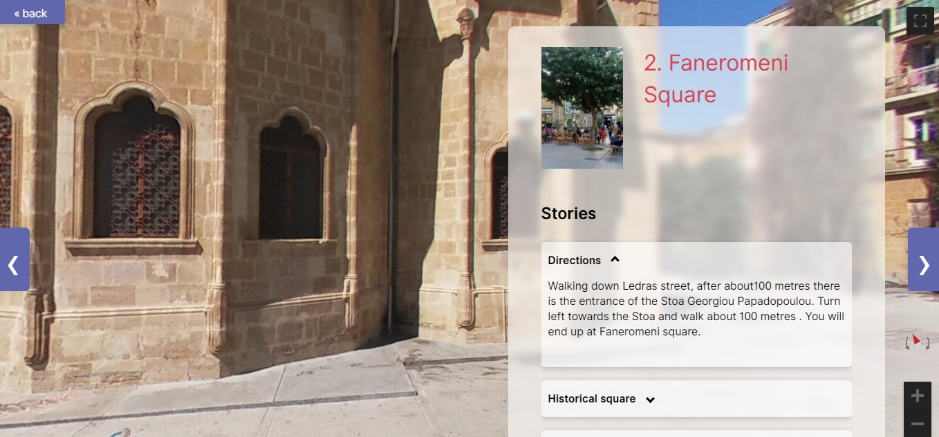 Virtual tours of troubled pasts in Europe
