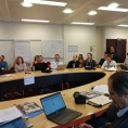 round table of participants
