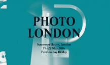 Photo London 2016:  May 19th – 22nd, Somerset House, Strand, London