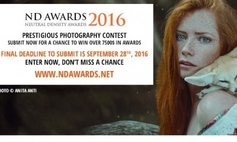 Call for Entries – ND Awards 2016 – Win $7500 in Cash Prizes