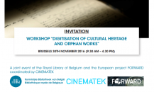 FORWARD final conference: Digitisation of heritage and orphan works