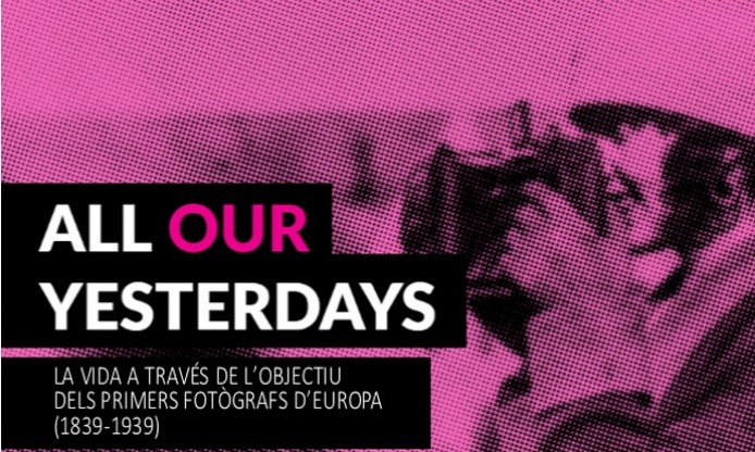 All Our Yesterdays exhibition at Arxiu Nacional de Catalunya