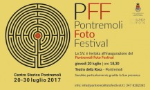The marriage of art, nature and photography in Tuscany: at Pontremoli Foto Festival, 20-30 July 2017