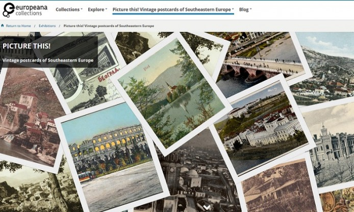 PICTURE THIS! Vintage postcards of Southeastern Europe