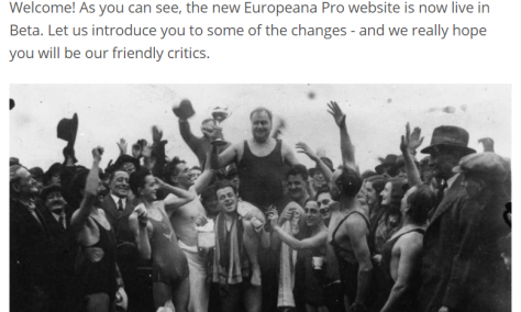 Europeana Pro new website launched!