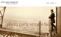 Photo Paris Vintage Fair / 12 November 2017