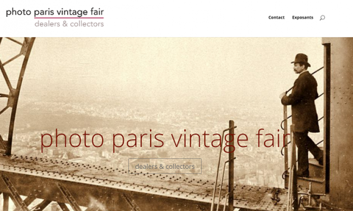 Photo Paris Vintage Fair / 12 November 2017