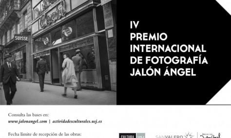 The fourth International Jalón Ángel Photography Awards is now Open!