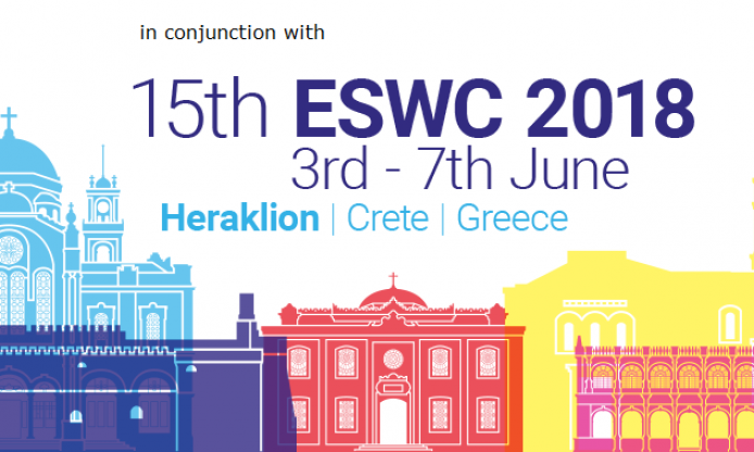 SW4CH2018: International Workshop on Semantic Web for Cultural Heritage