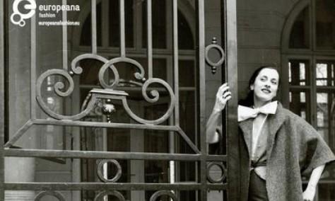 Swedish fashion photography in the 60s: Gösta Glase