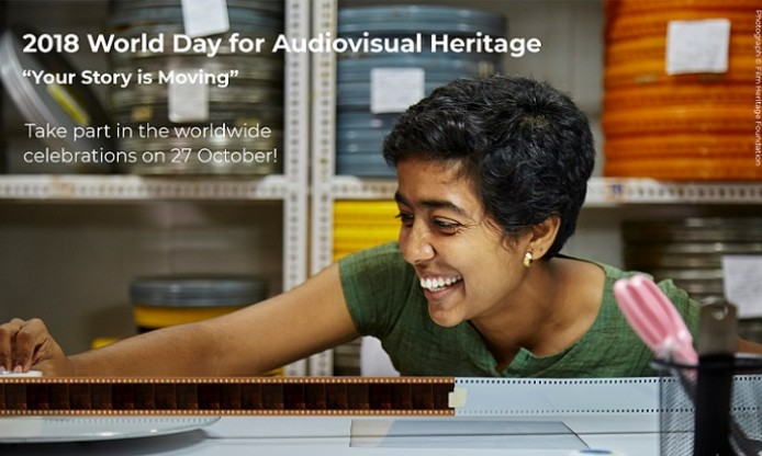 2018 World Day for Audiovisual Heritage – add your event!