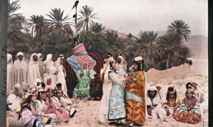 The World in Colour: Colour Photography before 1918