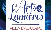 « ARTS & LUMIÈRES » festival at Villa Daguerre in Bry