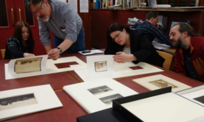 Photo conservation round table, London 30th November
