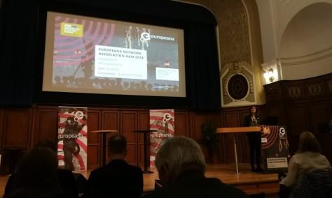 Photoconsortium at Europeana AGM 2018