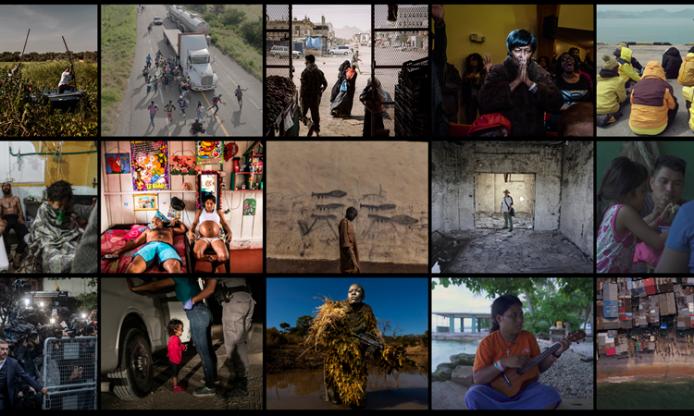 World Press Photo nominees