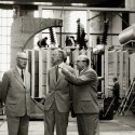 Fifties Friday: Pretty industrious: John Blom at Elektro-Mekano