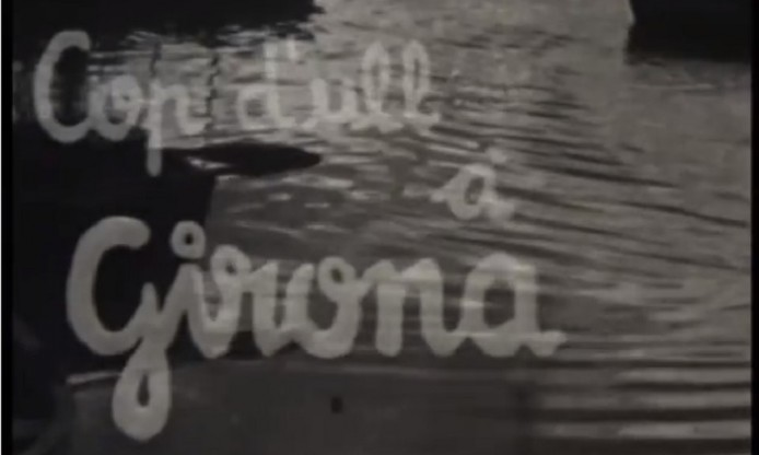 "Fifties Friday.. in video! ""Cop d'ull a Girona"", by Joaquim Puigvert i Pastells (1954)"