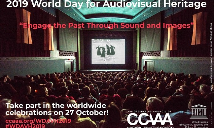2019 World Day for Audiovisual Heritage