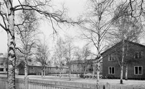 img. Hushållsseminarium, Nils Erik Martin Tesch, Arkitektur- och designcentrum, Public Domain via Europeana.