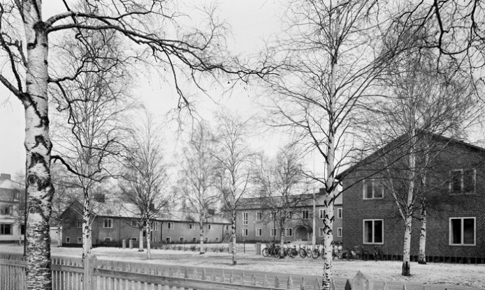 Fifties Friday: Swedish school architecture