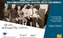 Das Familienportrait: Gestern, heute und morgen – exhibition in Basel, 17 Sept 2019