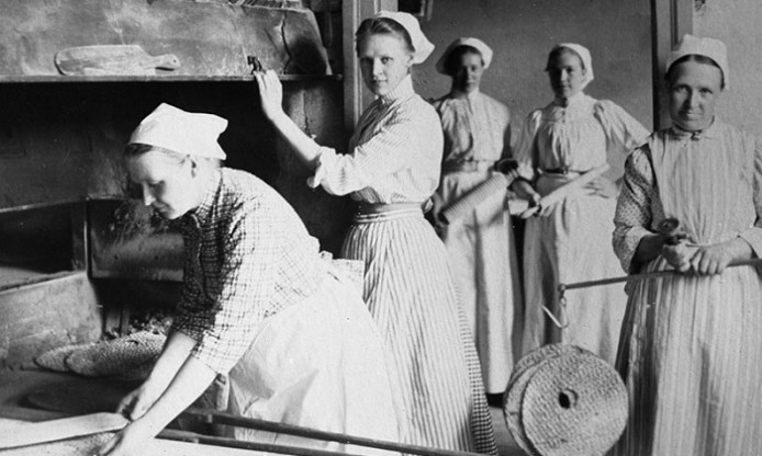 'A woman's work is never done': women's working history in Europe