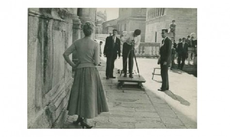 Fifties Friday: Glamour in Girona: the filming of 'Roc'