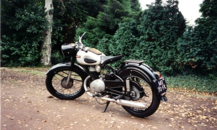 Fifties Friday: Sparta: wheels on fire