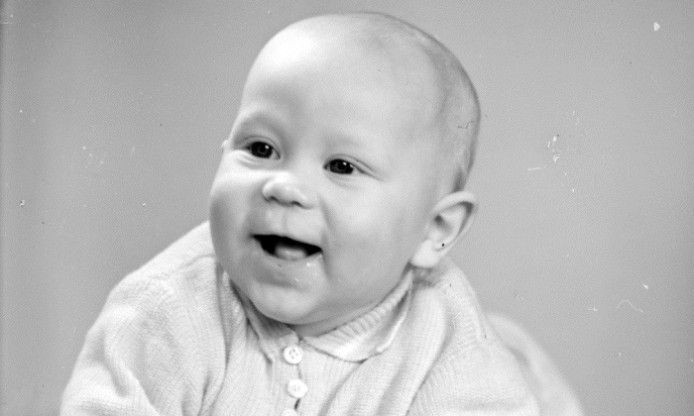 Fifties Friday: Baby, baby