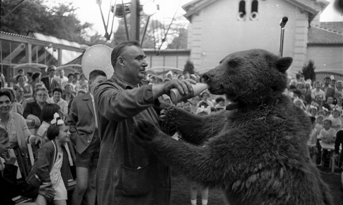 Fifties Friday: Bears and Bambis: Children's Day in Hungary