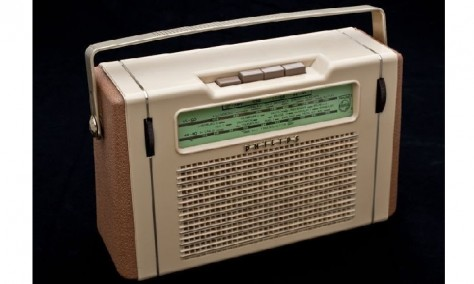 Fifties Friday: Philips electronics in the 1950s