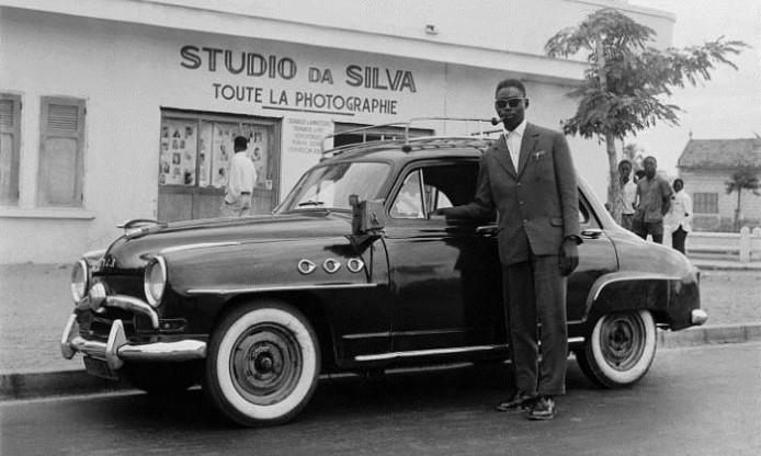 Treasure unburied: the works of Roger DaSilva depicting 1950s and 1960s Senegal