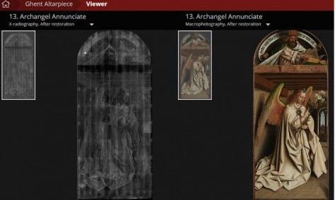Closer to Van Eyck – when phototechniques support art research