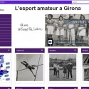 Amateur sport in Girona, virtual exhibition