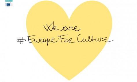 Sharing EYCH project WeAre #EuropeForCulture