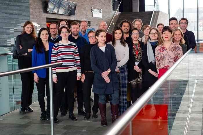 Europeana Groep maart 2020