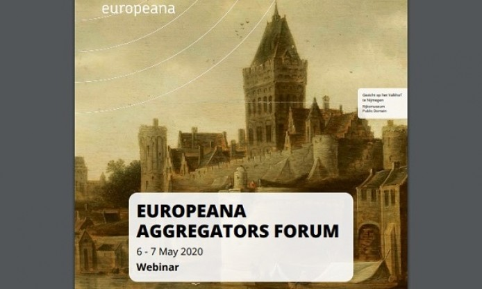 PAGODE at Europeana Aggregators Forum