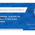 Digital transformation in the time of COVID-19: join Europeana workshops