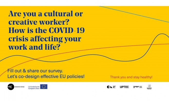 COVID-19 and Workers in the Cultural and Creative Sectors – SURVEY