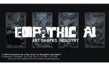 Empathic AI – Art shapes Industry, digital symposium on 2 July 2020 h. 1.15 pm