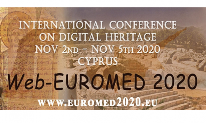 Web-EuroMed2020 on Digital Cultural Heritage