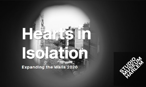 Hearts in Isolation: Expanding the Walls 2020 – online photographic exhibition