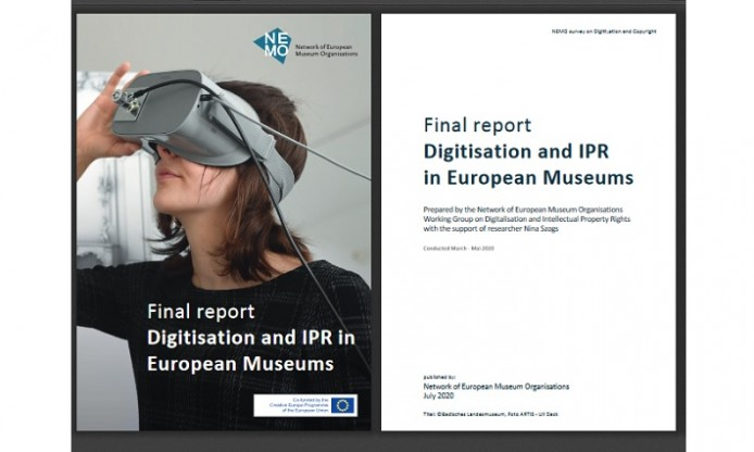 The new NEMO report on digitization and copyright