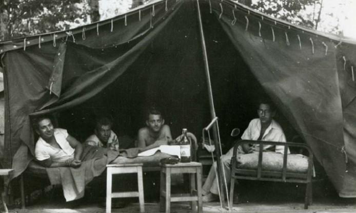 20th century flashback: Camping