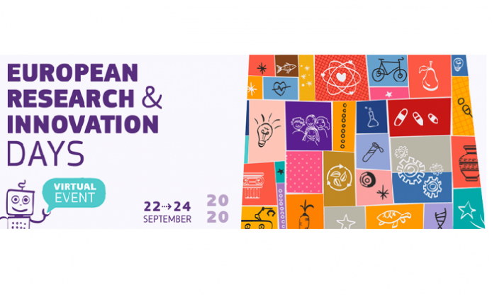 European Research and Innovation Days, online event 22-24 September 2020