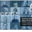 "Recording now available for Europeana's ""Running webinars: what we've learnt so far"""