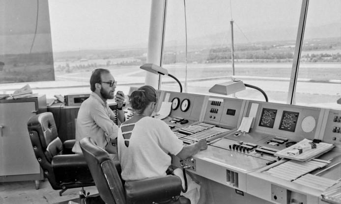 20th century flashback: Air Traffic Control